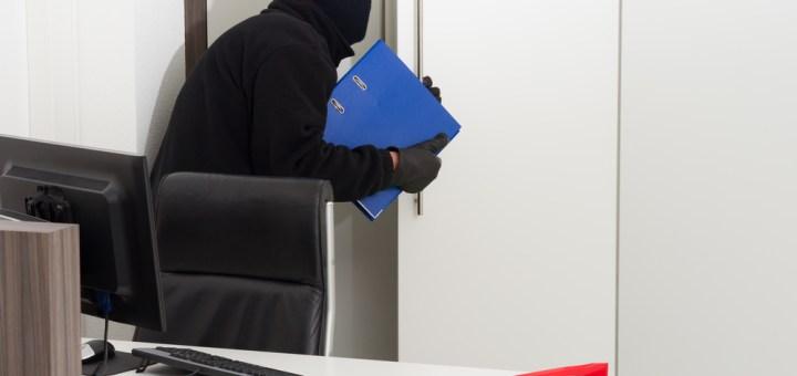 company id theft