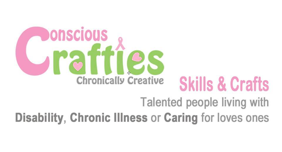 Are you a crafter with a disabilility? Have you heard of Conscious Crafties?
