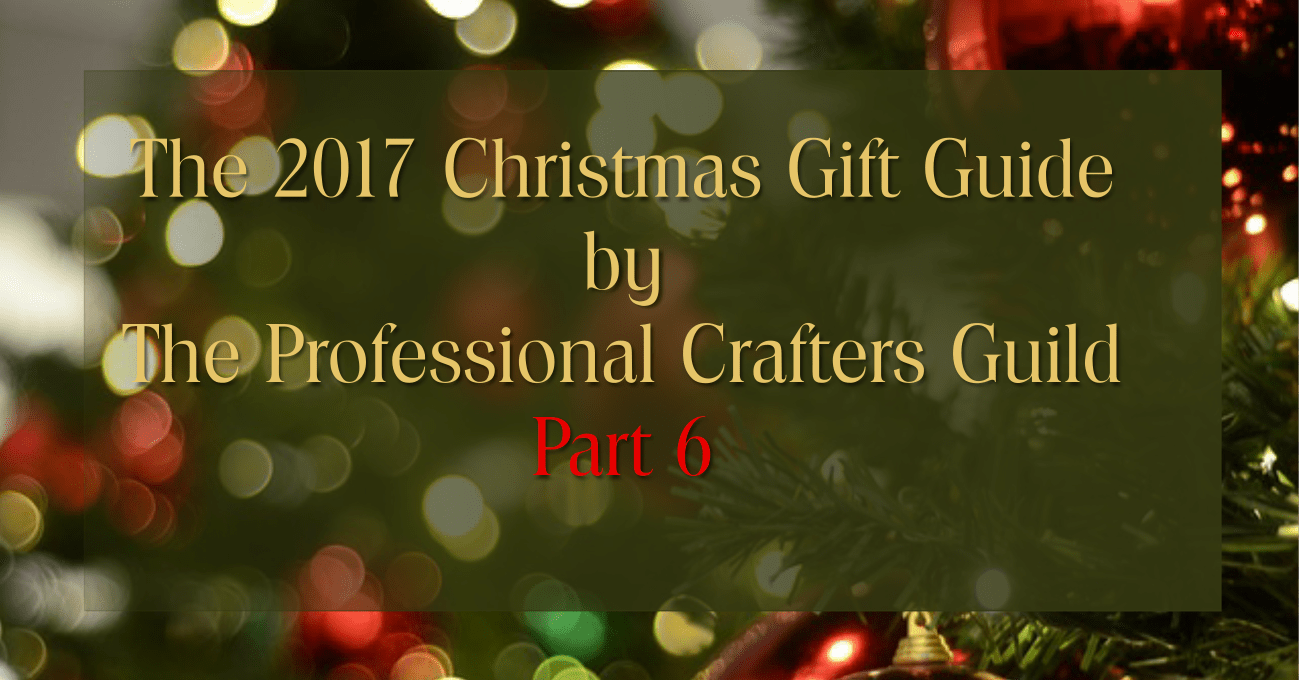 The PCG 2017 Christmas Gift Guide – Part 6