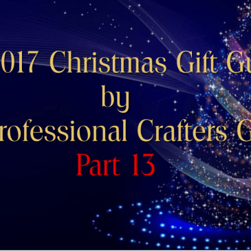 The PCG 2017 Christmas Gift Guide – Part 13