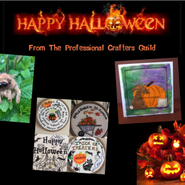 Halloween Goodies from our Members
