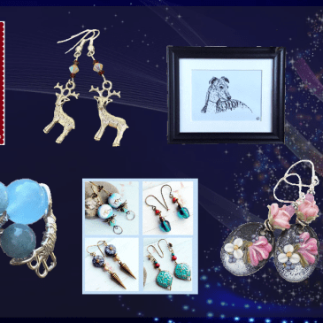 Festive Sapphire Member Features – December 2019 part 2
