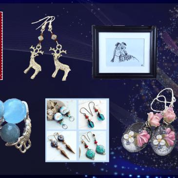 Festive Sapphire Member Features – December 2019 part 2