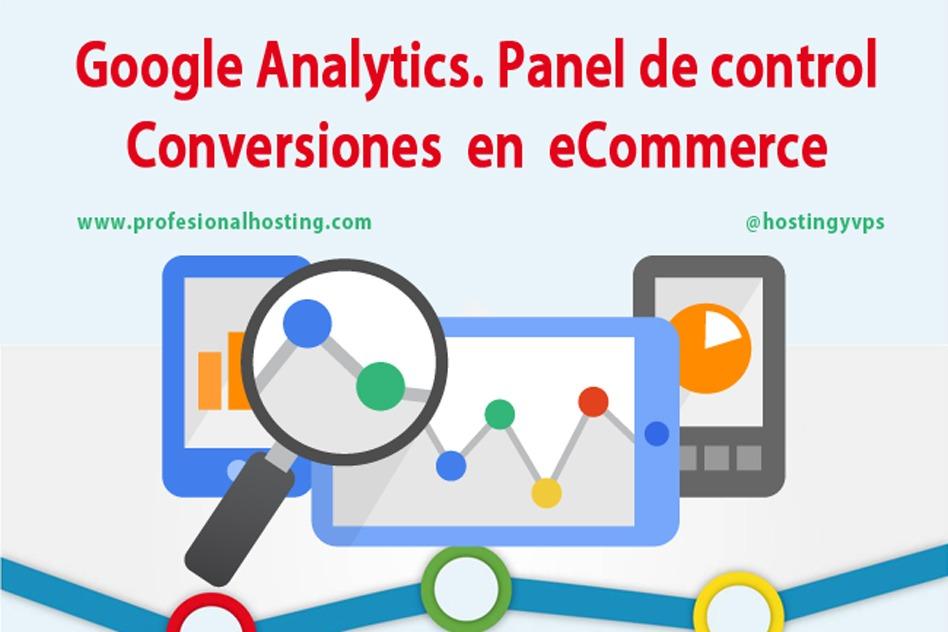 Google Analytics Conversiones en Comercio Electrónico
