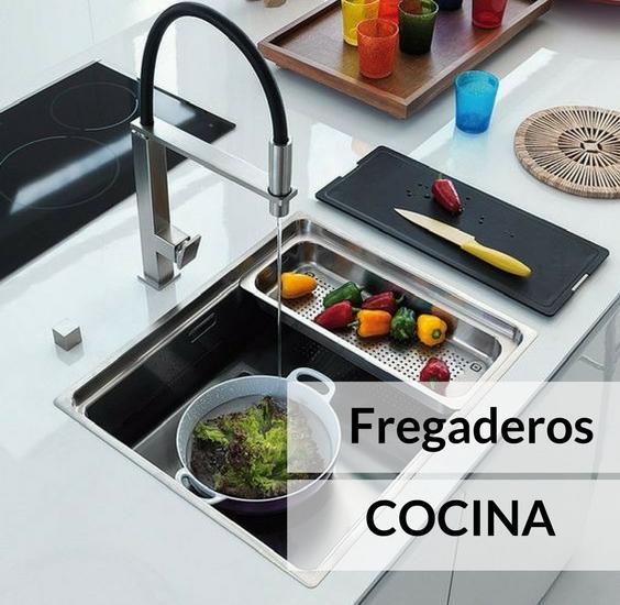 Fregadero de cocina: cómo elegir el adecuado y el estilo que quiero