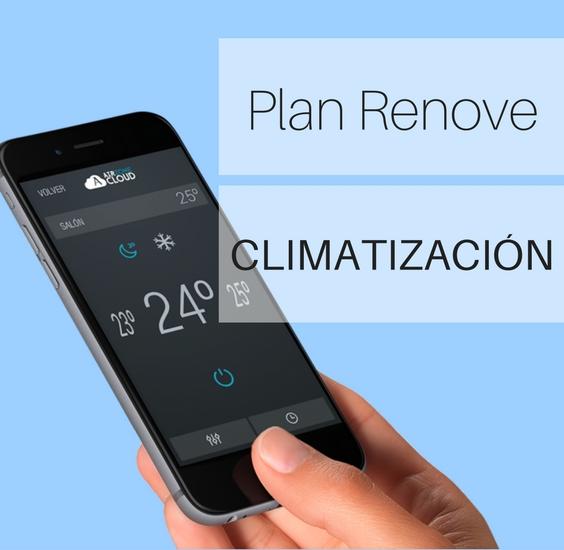 plan renove en climatización