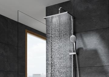conjunto de ducha