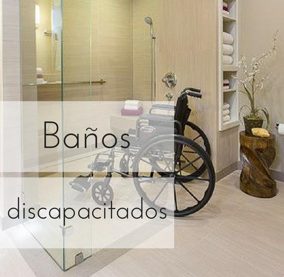 Ba o para discapacitados normativa y consejos para su for Banos para discapacitados
