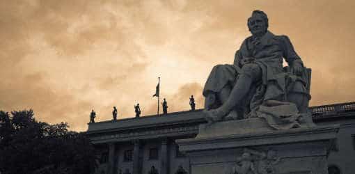 """Was Alexander von Humboldt wohl zu und über Komplexität sagen würde? An der Humboldt-Universität in Berlin fand 2015 das PM Camp zum Thema """"Komplexität"""" statt."""