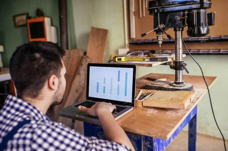 Aumentar as vendas com móveis sob medida