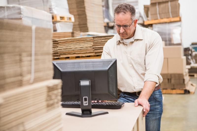 ERP industrial Promob apoio à sua área industrial