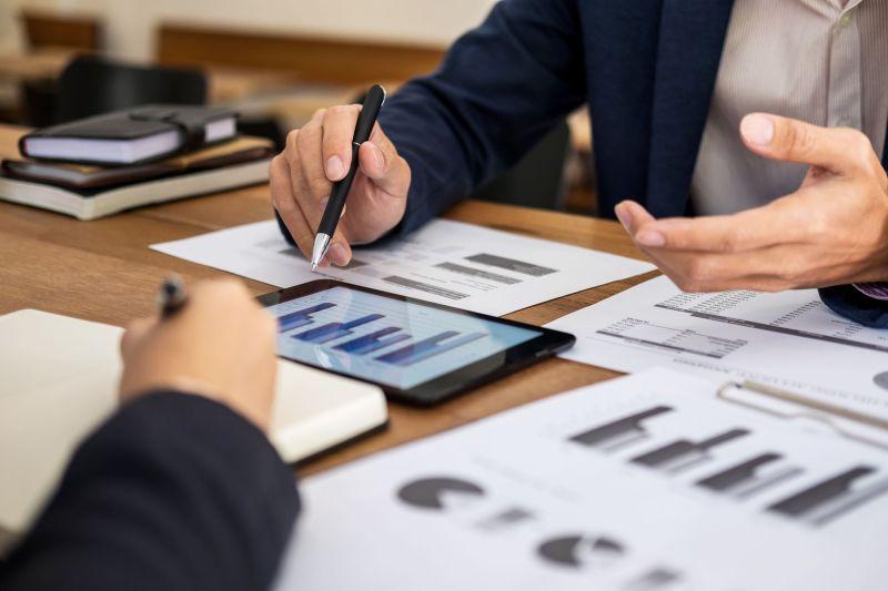 Planejamento Financeiro Loja de Móveis