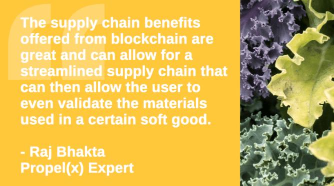 Blockchain Raj Bhakta Propelx