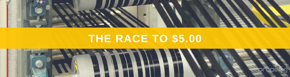 The Race to $5 per Pound Carbon Fiber