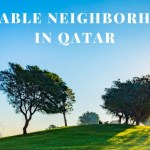 Walkable Neighborhoods in Qatar