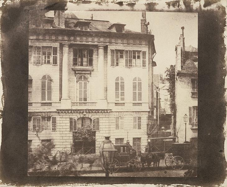 Musée J. Paul Getty - Les boulevards de Paris