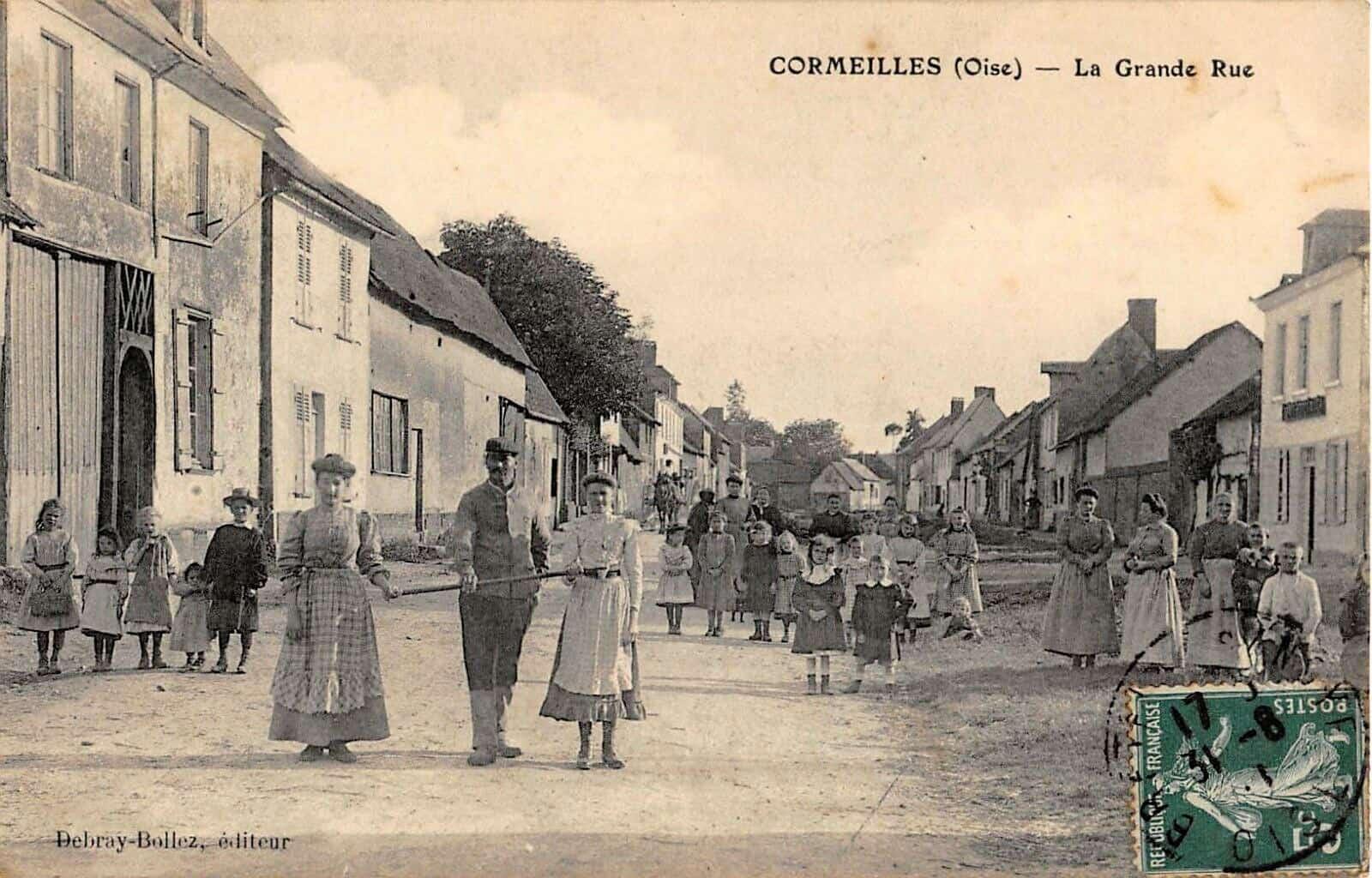 Corneilles
