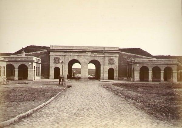 Porte de Valenciennes - Portes de ville de Lille