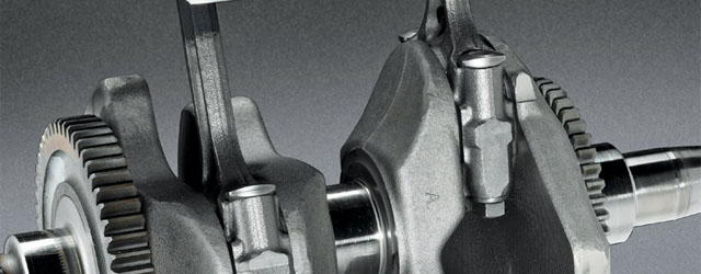 Measuring Torsional Crank Shaft Jitter
