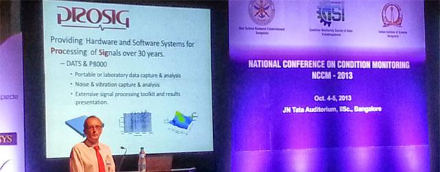 NCCM, Bangalore – October, 2013