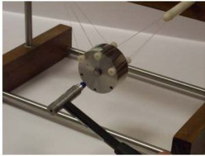 Figure 1 – The Modal Shop models 9155D-961 mass calibration system