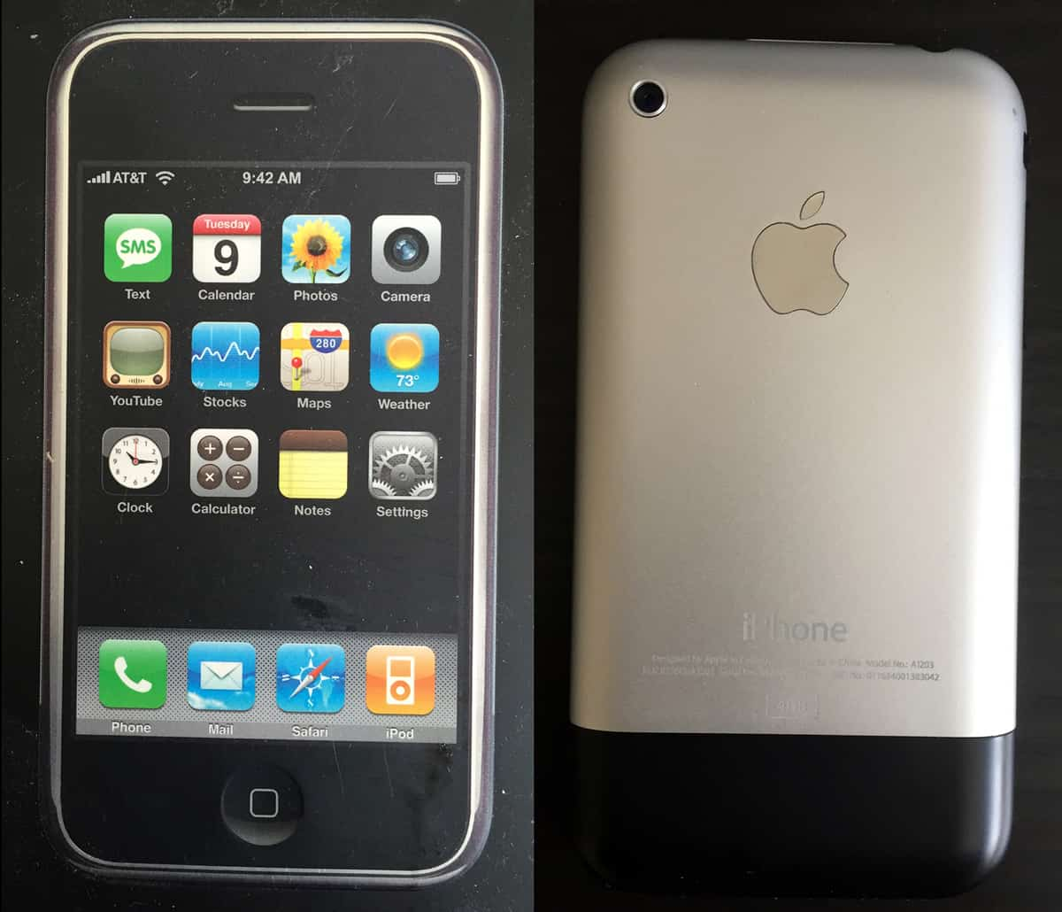 A Brief History of the iPhone and How it Changed Our Lives as We Know it