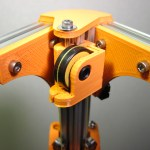 Kossel 3D Printer (Rostock 3D Printer) using Openbeam Extrusions