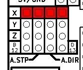 Arduino-CNC-Shield-V3-4th Clone X-Axis