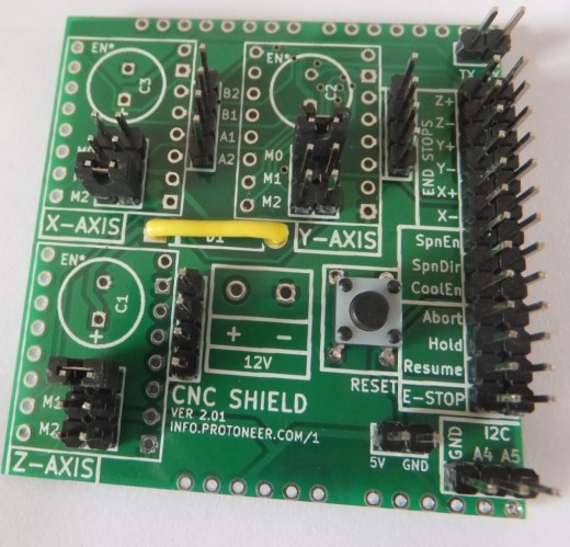 Arduino-CNC-Shield-Assemble-007