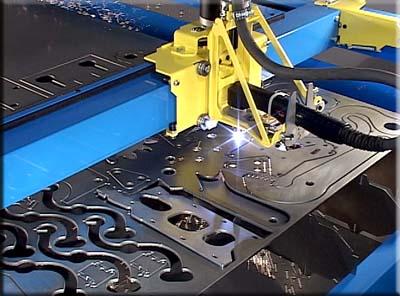 Machine Of The Week Cnc Plasma Cutter Protoneer Co Nz