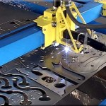 Machine of the week : CNC Plasma Cutter