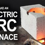 DIY Electronic Arc Furnace