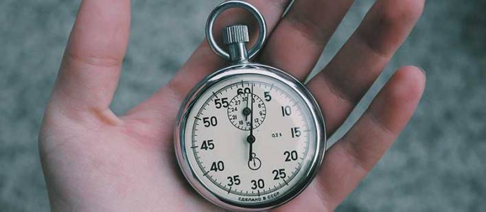 Managing Productivity in Time Slots