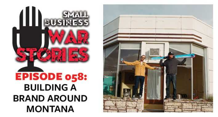 Building A Brand Around Montana | Jeremy Gregory and Chad Zeitner