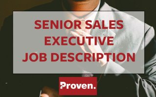 Image result for Senior Sales Executive