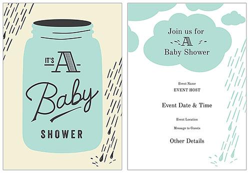 10 Unique Baby Shower Invitation Ideas