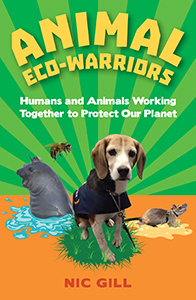 Front cover of Animal Eco-Warriors book