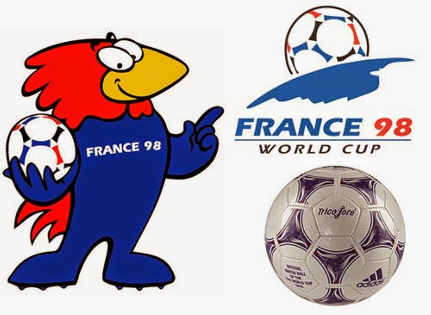 Image result for francia 98