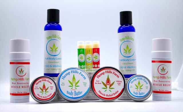 Find balance with full-spectrum hemp from this artisan farm in Maryland