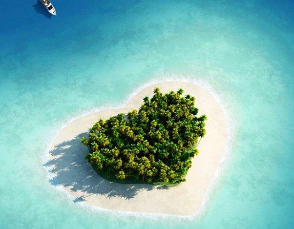 Romantic holidays Tavarua island