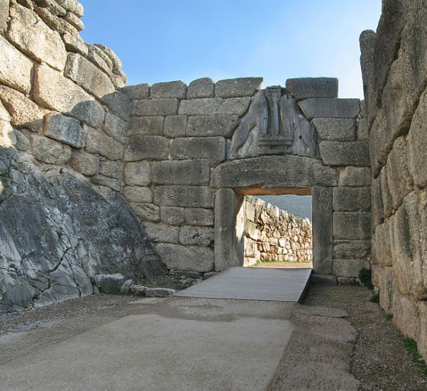 Lions-Gate-Mycenae