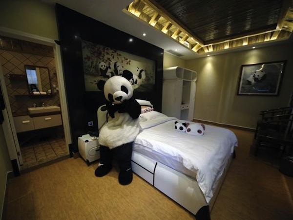 Panda hotel 1