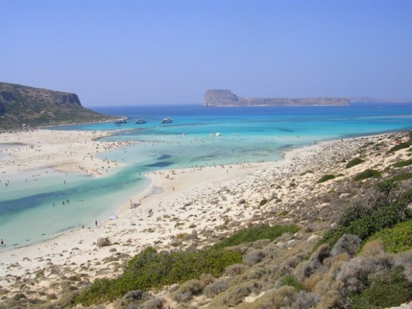 Mpalos beach