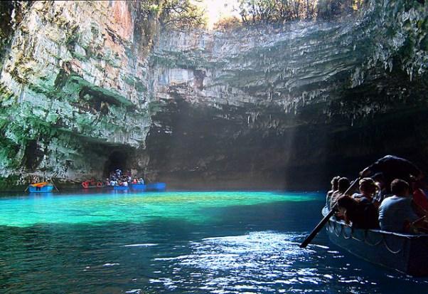Mellissani Cave