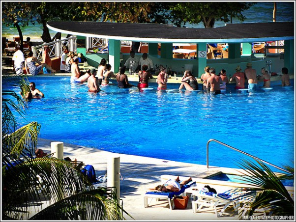 pool party montego bay