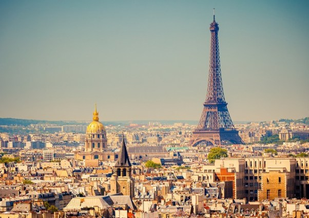 Romantic Paris from Purple Travel