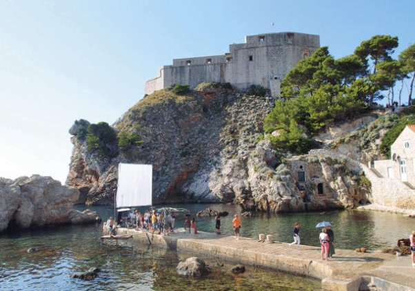 Game of thrones Croatia via Dubrovnik tourist board