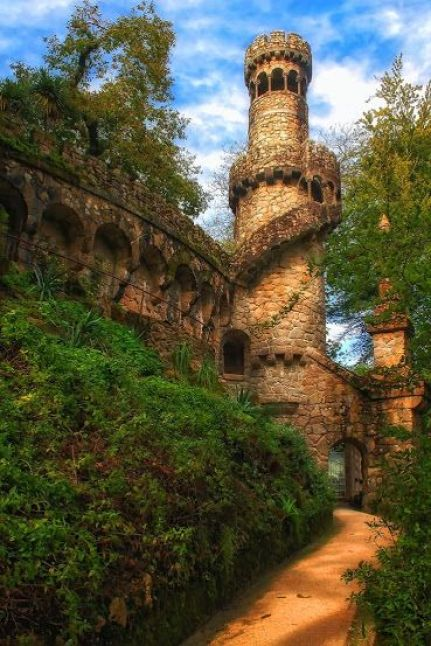 Tower Palace Quinta Da Regaleira