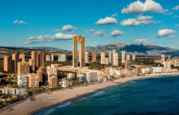 Weekend to Benidorm