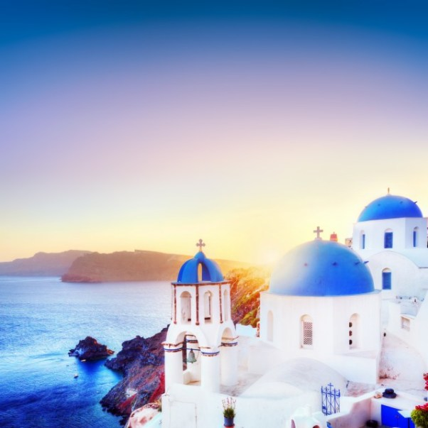 Holidays in Santorini